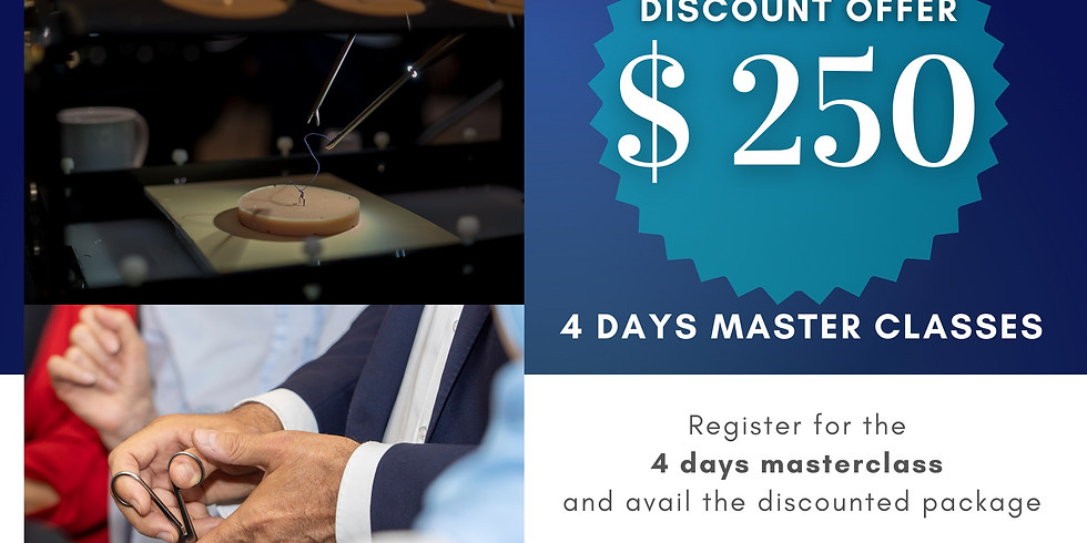 Back to Back Onsite Courses Package