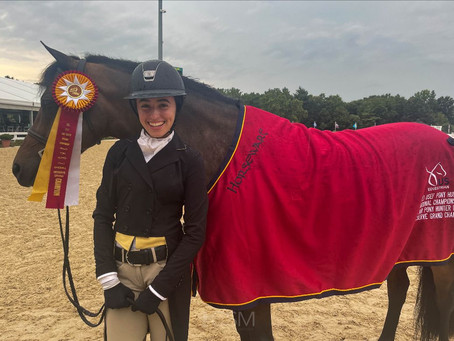 """""""Winter Warriors"""" Shine on the Championship Stage for Heritage Farm"""