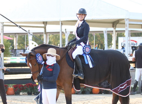 Three Shows,Three Wins: Dalman Show Jumping Welcomes Exciting Prospects Heading into Winter Season