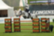 Uma O'Neill and Clockwise of Greenhill Z | O'Neill Show Jumping