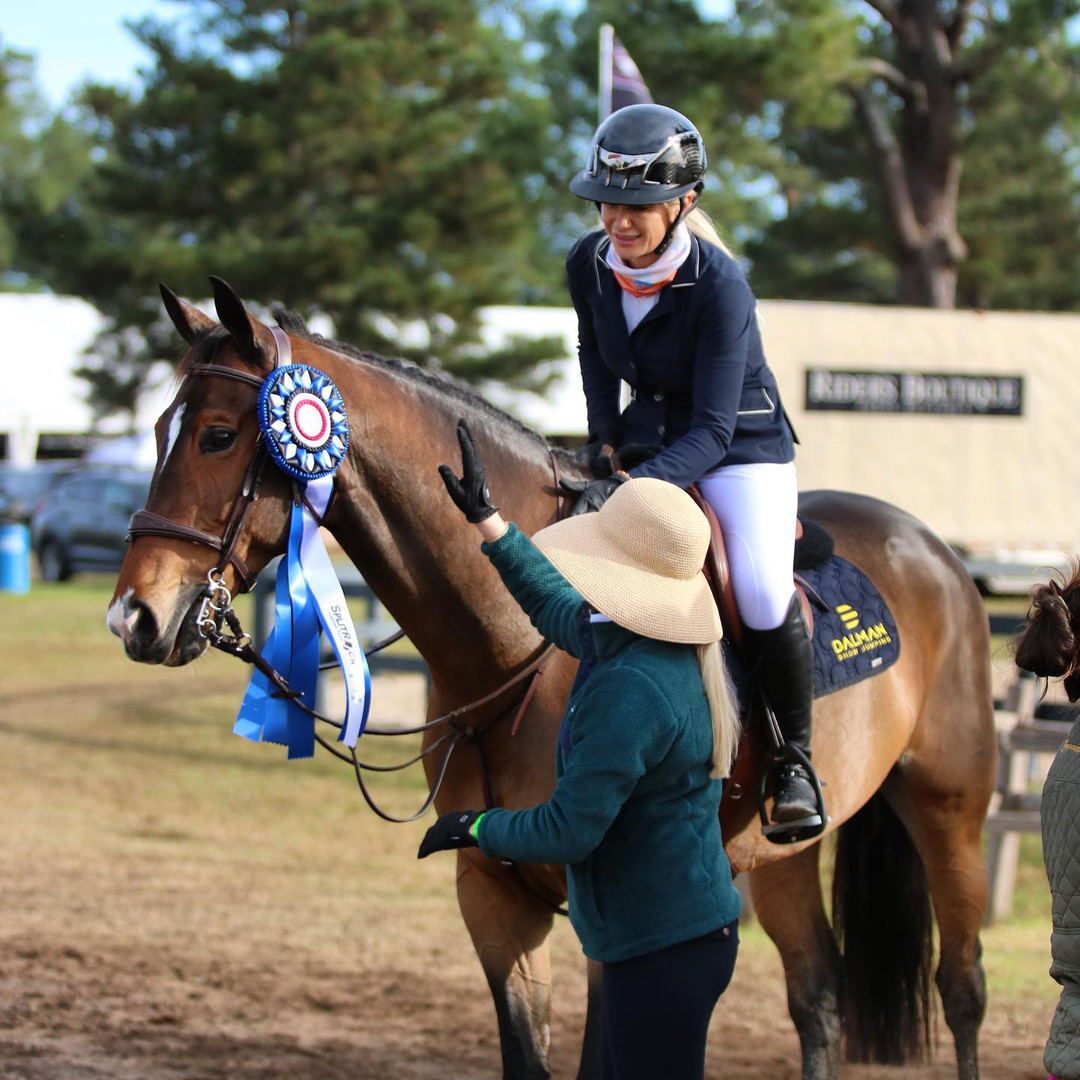 Dalman Show Jumping | Training