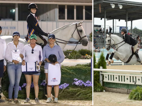 Countdown to the Gladstone Cup: Heritage Farm Seeks Ninth Title at Brandywine Horse Shows