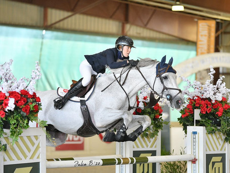 Uma O'Neill and Clockwise of Greenhill Z are best in $25,000 Welcome at Sacramento International