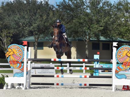 M & R Equestrian Services' 2020-2021 Training Days Series Kicks Off at Jim Brandon Equestrian Center