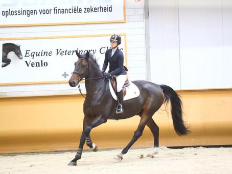 Itran Inspires Nagata Sport Horses