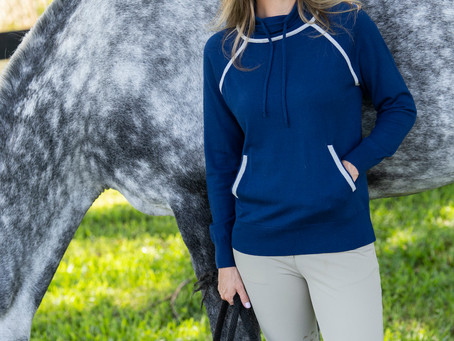 Essex Classics Introduces Charlize: The Ultimate Comfort Sweater for Any Season