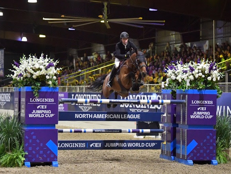 Swail Secures Second Straight Longines Victory in Sacramento