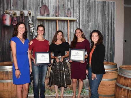 Catie Staszak Receives Equine Media NextGen Award from American Horse Publications