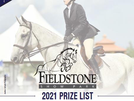 Entries Open for Fieldstone Spring Festival