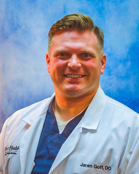 Dr. Jaren Goff