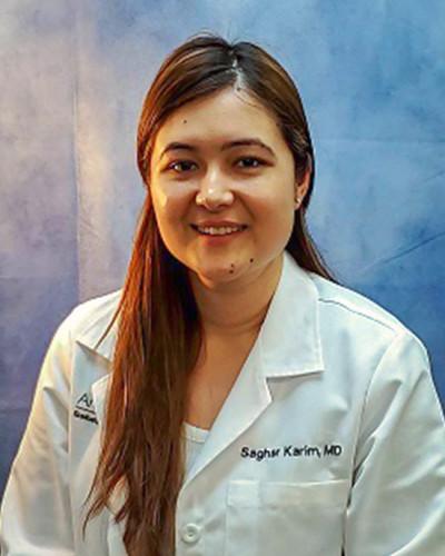 Dr. Saghar Karim