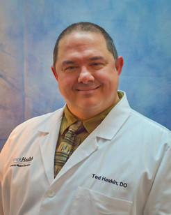 Dr. Ted Haskin