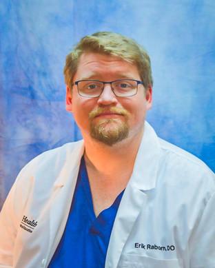 Dr. Erik Raborn
