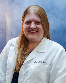 Dr. Alicia Shaikh