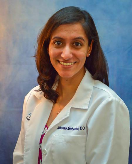 Dr. Niharika Mehrotra