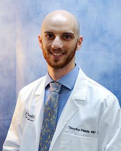 Timothy Fields, MD (University of Vermont SOM)
