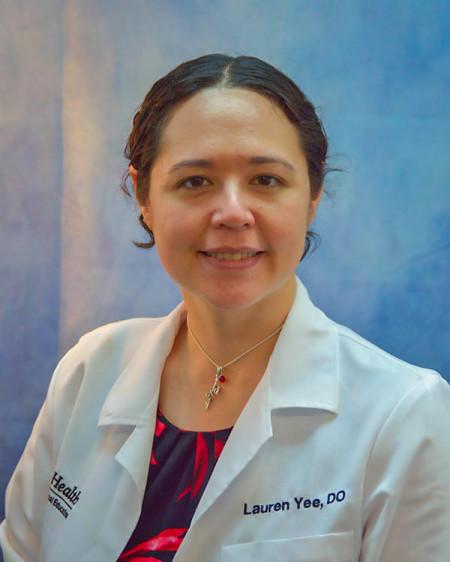 Dr. Lauren Yee