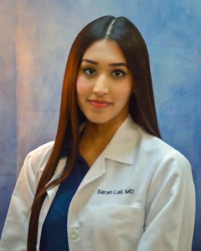 Dr. Sarah Lall