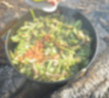 תבשיל לופית וחמציץ