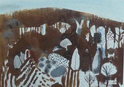 Stocky Wood, November