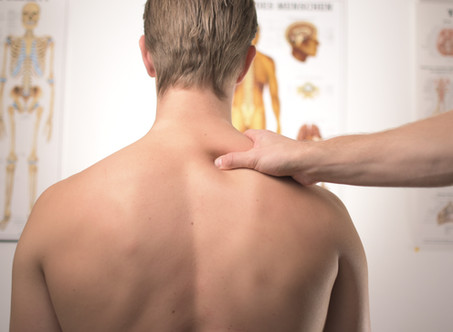 Why is there pain in my neck and shoulders and how do I get rid of it?