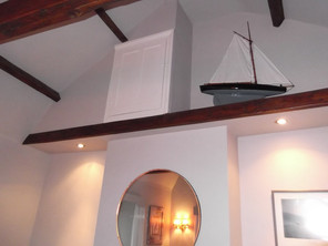 Lodge Vaulted Ceiling