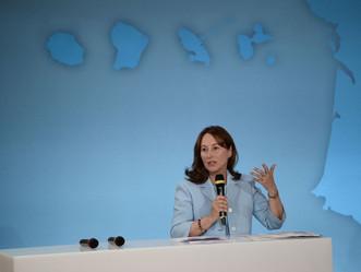 Pour Ségolène Royal, la COP de novembre à Marrakech doit être « africaine »
