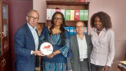 Ministères des Petites et Moyennes Entreprises de Yaoundé - Cameroun.
