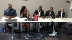 Le Ministère des PME du  CAMEROUN à l'Hôtel de la Métropole de LYON