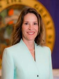 Lt Governor Janice McGeachin