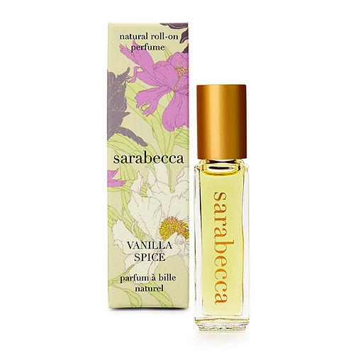 Vanilla Spice Natural Perfume Roll-On