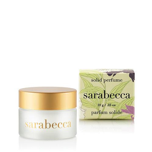 Vanilla Spice Natural Solid Perfume