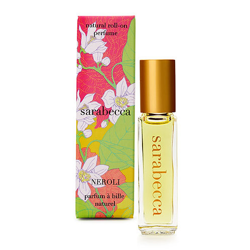 Neroli Natural Perfume Roll-On