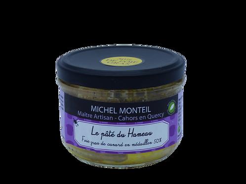 Le pâté du Hameau 50% foie gras de canard