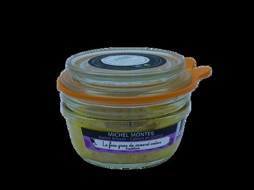 Le foie gras de canard entier 90 gr