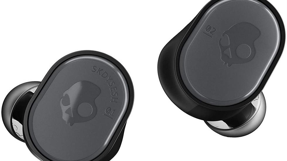 SkullCandy Sesh True Wireless In-Ear Earbud - Black