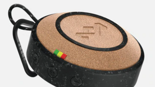 Marley No Bounds Bluetooth Speaker 10H Play time, Water & Dust Proof