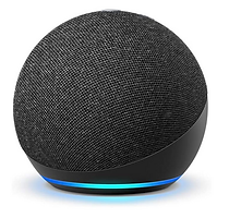 Amazon Echo Dot (4th Gen) | Smart speaker with Alexa | Charcoal