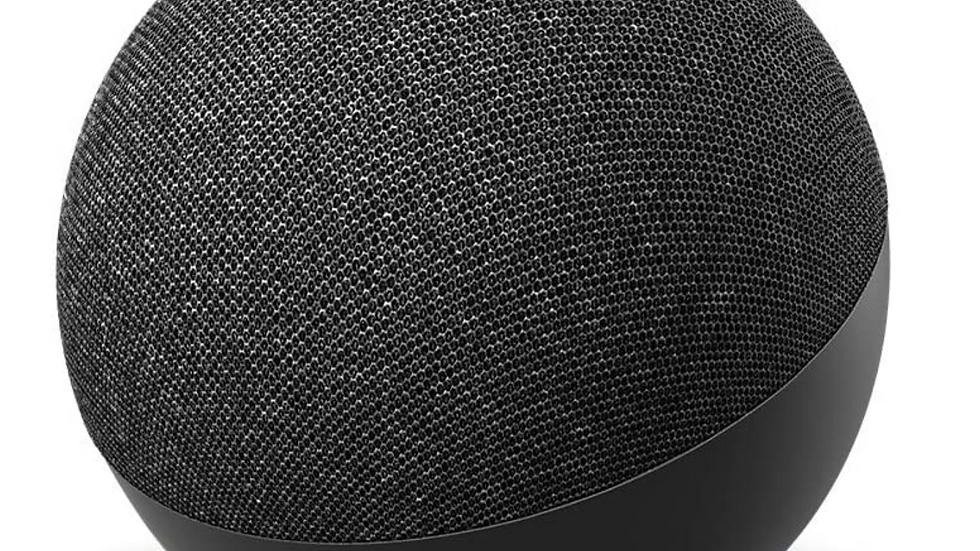 Amazon Echo Dot (4th Gen) | Smart speaker with Alexa | Charcoal