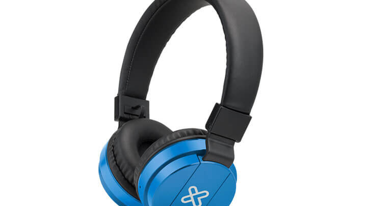 Klip Xtreme Fury KHS-620BL Bluetooth Headphones