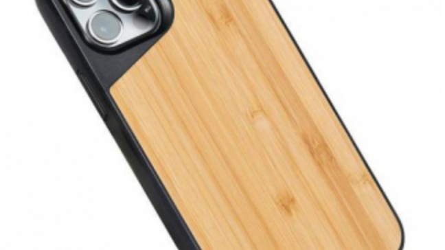 Mous Limiteless Case - Bamboo (Avail. 12 Mini, 12, 12 Pro, 12 Pro Max)