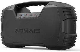 AOMAIS GO Bluetooth Speaker, IXP7 Waterproof