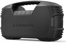 AOMAIS GO Bluetooth Speaker, IXP7 Waterproof