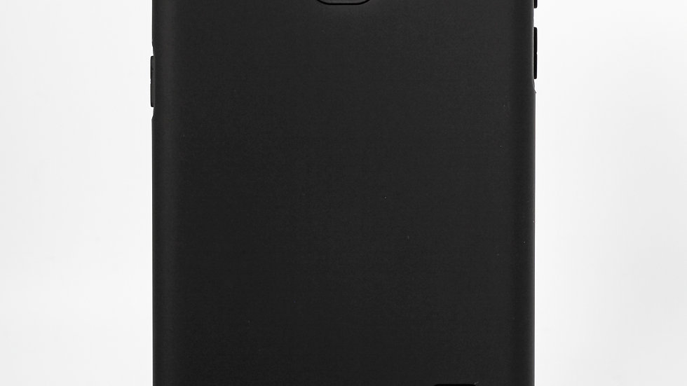 Pinglinks Samsung Galaxy J4+ Smooth Case BLACK