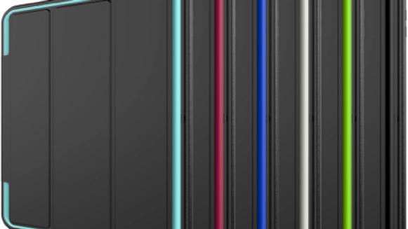 iPad Air 2 PU+TPU+PC Case