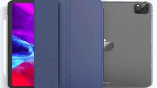 iPad Pro 12.9 2020 / 2018 3-Fold PU+TPU Case