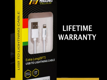 Our beloved Flag Ship Product!The Lifetime Warranty Cable