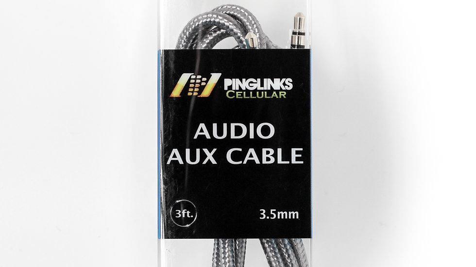 Pinglinks Audio Auxilary Cable