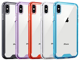 Acrylic Clear Case  (Available for 12 Mini, 12, 12 Pro & 12 Pro Max)