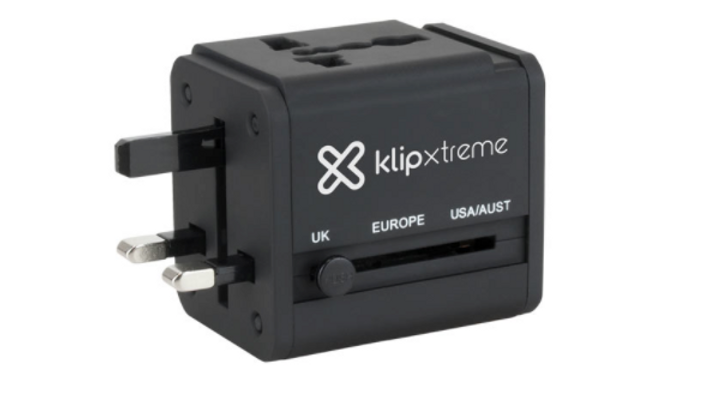 Klip Xtreme Universal All-in-one travel adapter KMA-150